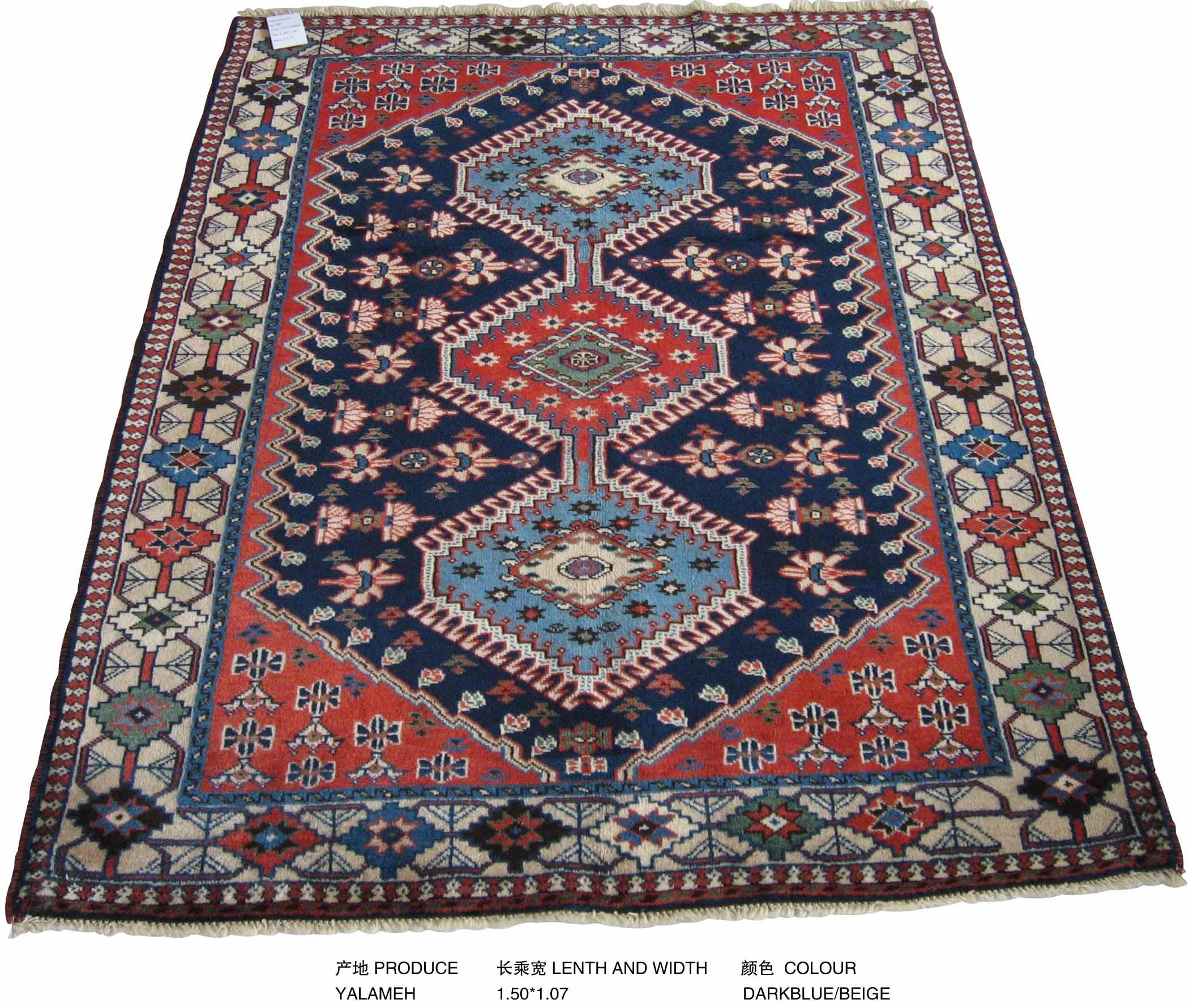 户外图案地毯贴图素材