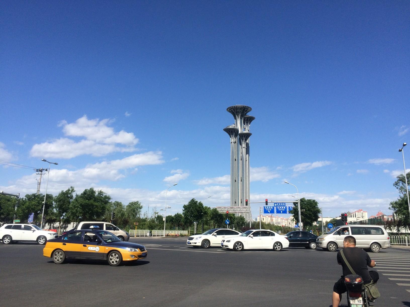 号外号外-奥林匹克森林公园瞭望塔(大钉子)即将开放