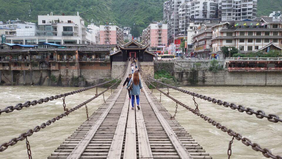 【飞夺318藏口袋】第6天:往新都-飞扬泸定桥、2怪兽攻略之旅图片