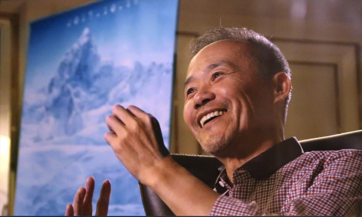 王石:那些登山教我的事~~~王石向世界力荐《喜马拉雅天梯》,回想少年时光 ...