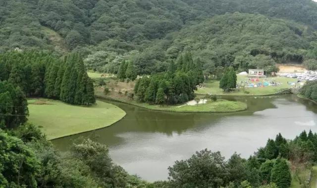 欧式山林风景油画