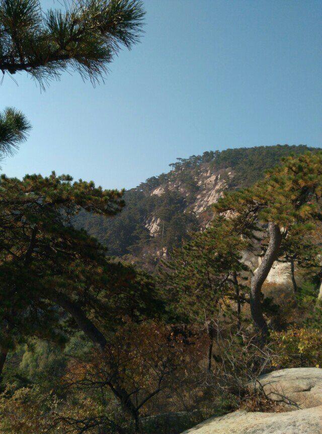 北镇吕山国家森林公园