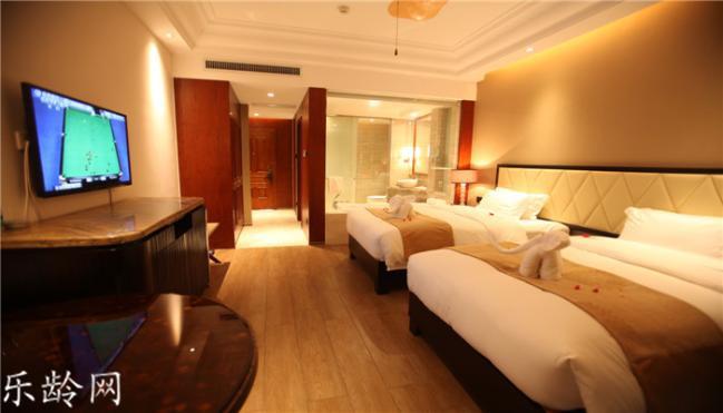 海南海口避寒游住这样的酒店怎么样?