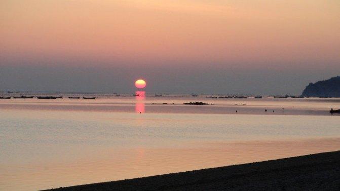 大连长海县,大长山,小长山,广鹿岛,獐子岛和海洋岛