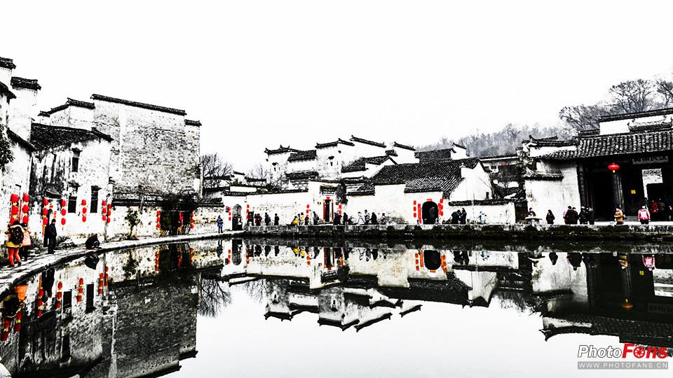 风景 古镇 建筑 旅游 摄影 960_540