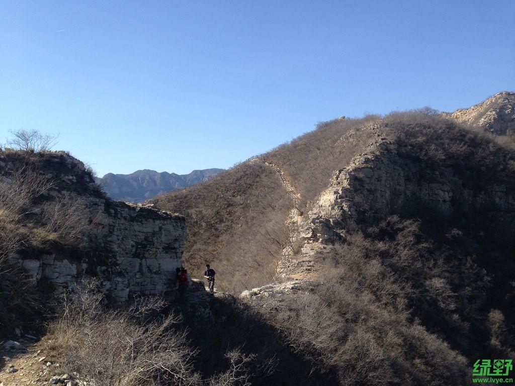 2016年3月13日 圈门-潭柘寺-天门山-松树岭-鲁家滩照片帖
