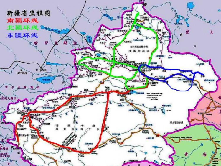 巴里坤大河镇地图