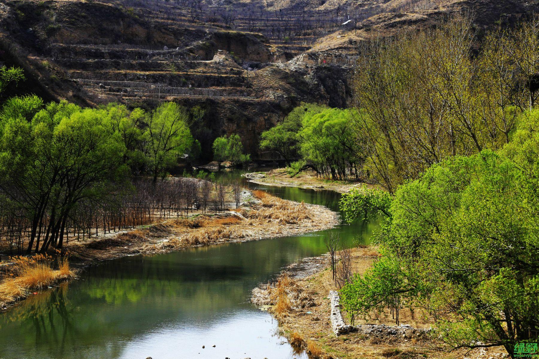 4月9日(周六)沿河城--幽州--永定河大峡谷徒步活动照片