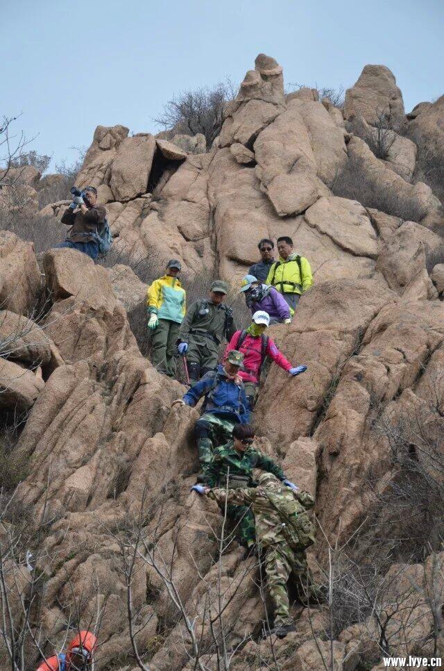 4月17日 葫芦岛小红螺山 登山