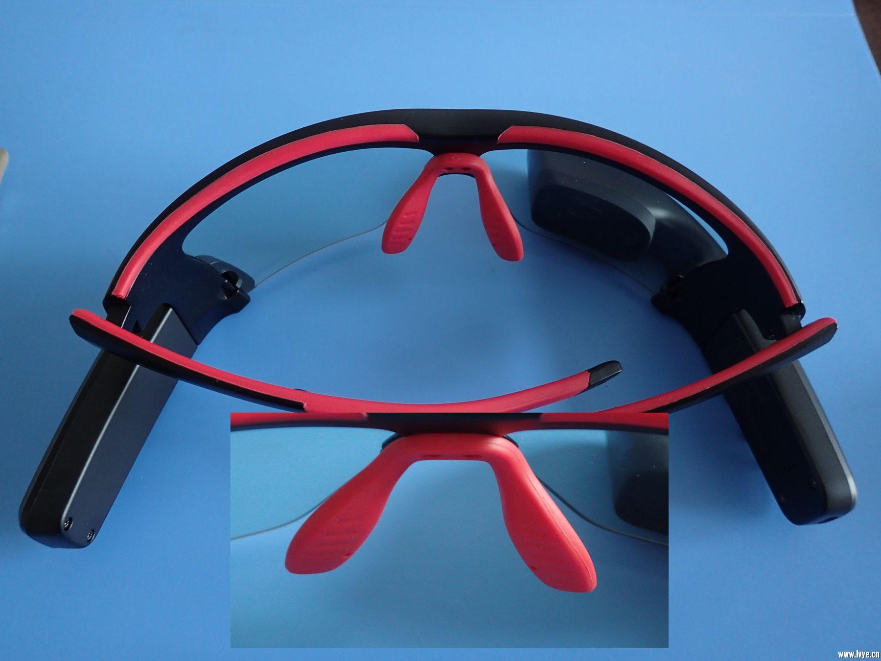 户外利器----alfareal ar 运动智能眼镜测评