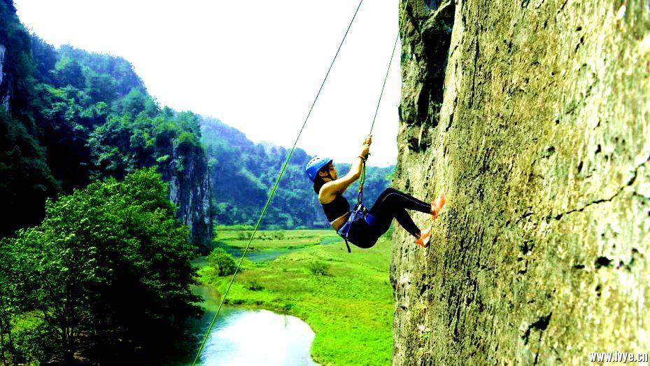 攀岩—湄江-游记攻略-绿野主版-绿野户外网