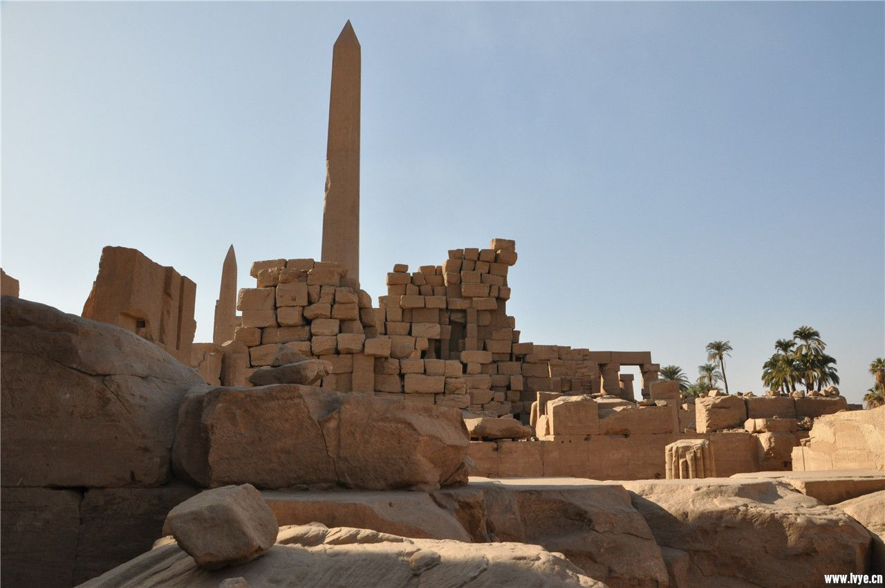 埃及自驾游第7-8天(卢克索)