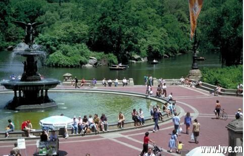 美国纽约中央公园3.jpg