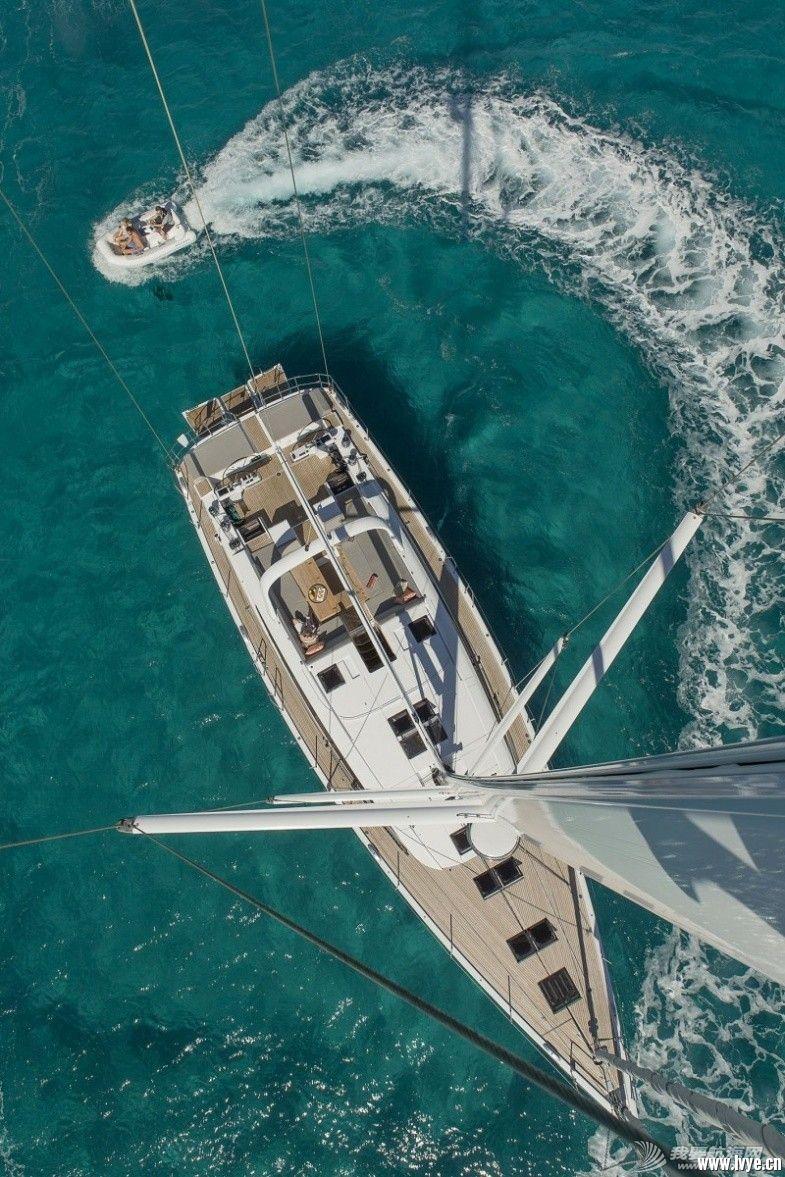 45尺帆船