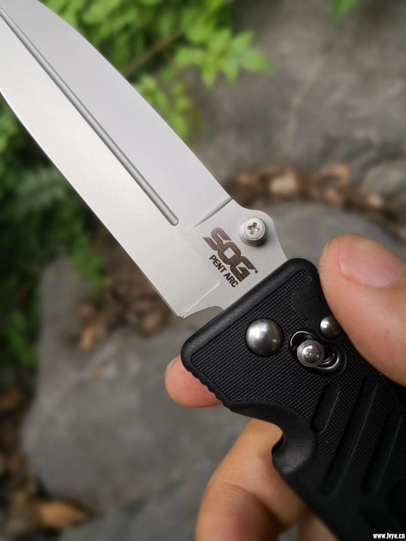 SOG PE15-BX 战术折刀