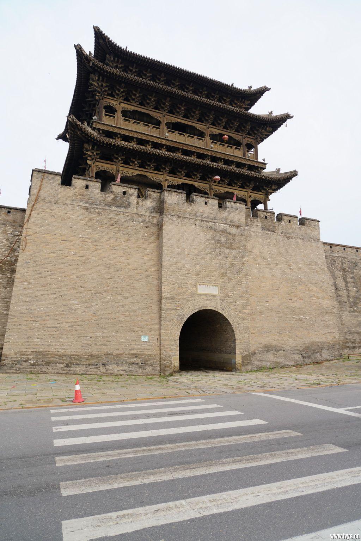 城门和城墙