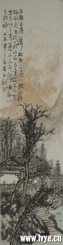 黄玉钊山水画