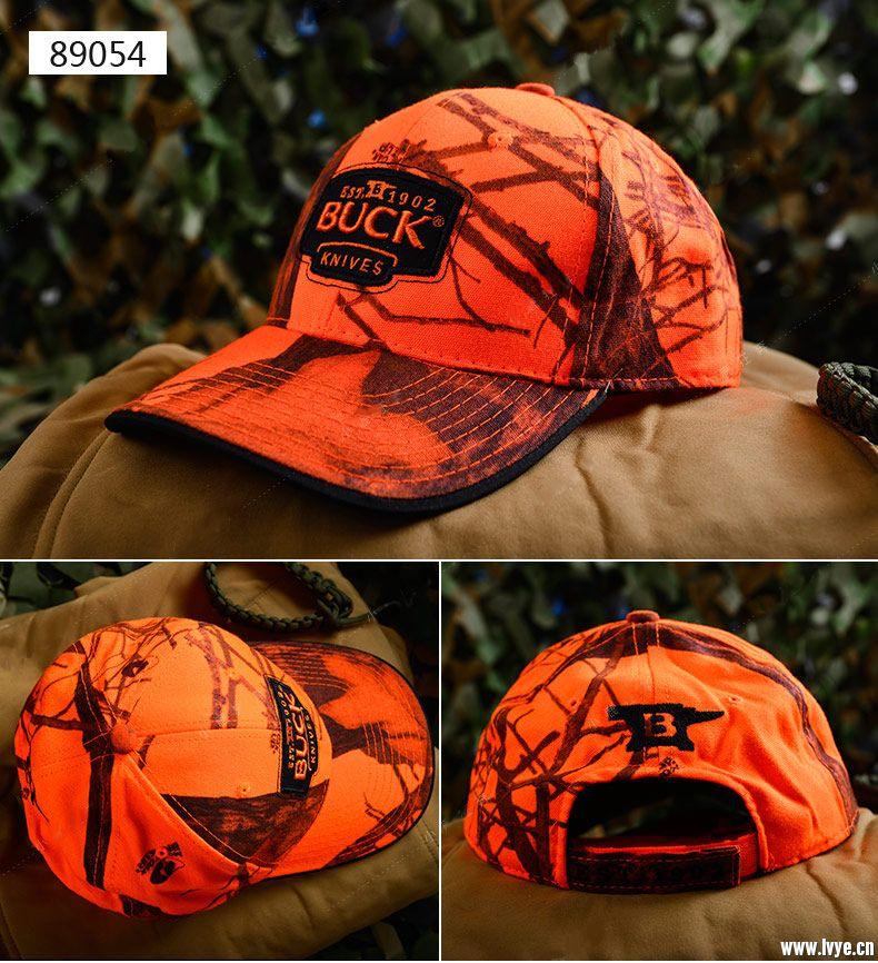 美国巴克 鸭舌帽