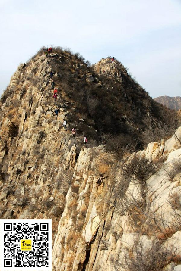 03月14日*山脊山的舞蹈*【狗牙山全程】一日穿越