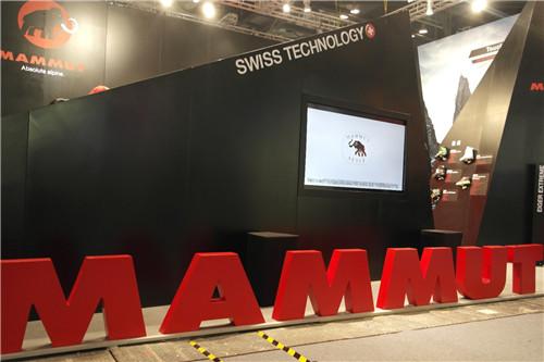 挑战极限,致力科技——Mammut