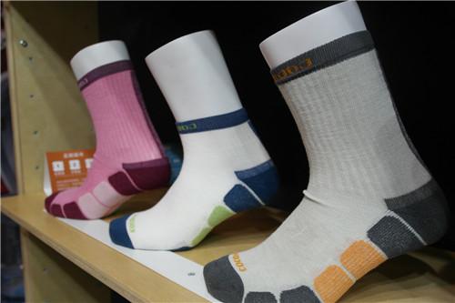 椰碳纤维运动袜——Zealwood