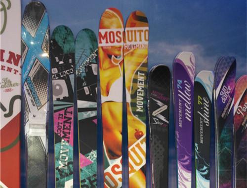 滑雪新锐,张扬青春——雪域峰华