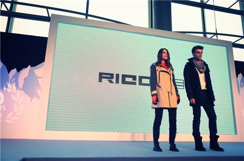 时尚界的户外——RICO LEE