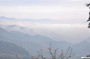 武功山上的云海