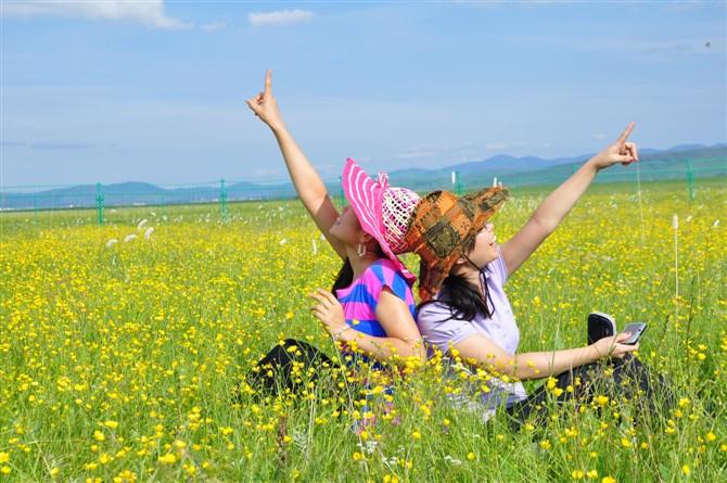 【快乐户外】8.2锡林郭勒体验真正大草原