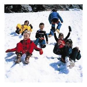 儿童滑雪需注意的事项