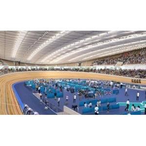 2012伦敦奥运会比赛场馆—奥林匹克公园自行车馆