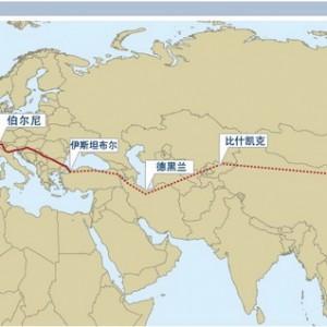 从瑞士到北京,穿越1.3万公里梦之旅(上)