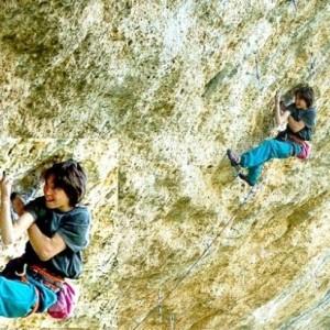 16岁Enzo Oddo西班牙完攀经典9a+路线