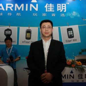 品質保證玩家首選 專訪Garmin華北區行銷總監黃珩
