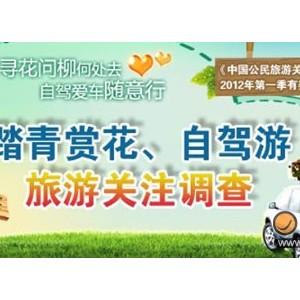 中國公民旅游關注度報告 龍年更加關注百姓選擇
