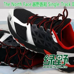 The North Face新款越野跑鞋Single-Track II评测