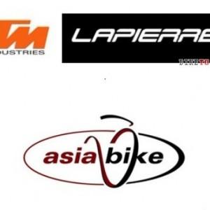 國際著名自行車品牌KTM、Lapierre確定亮相2012亞洲自行車展