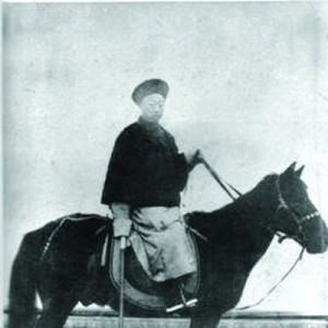 醇親王奕譞愛馬情深:騎馬檢閱海軍