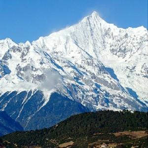 端午专题【登山】——梅里雪山