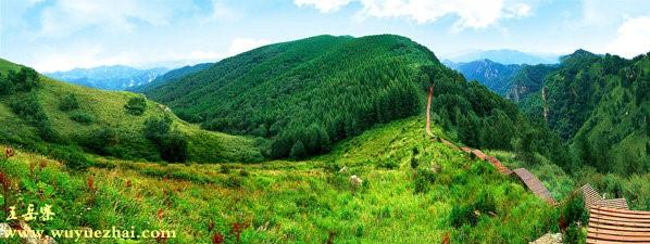 石家庄生态旅游攻略国家森林公园五岳寨