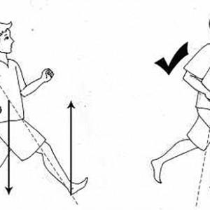 跑步禁忌你了解多少 邁大步跑加速軟骨磨損