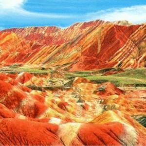 甘肅張掖將舉行穿越祁連山的超百公里越野賽
