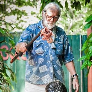 澳洲84歲獵手與世界最大鱷魚共同生活30年