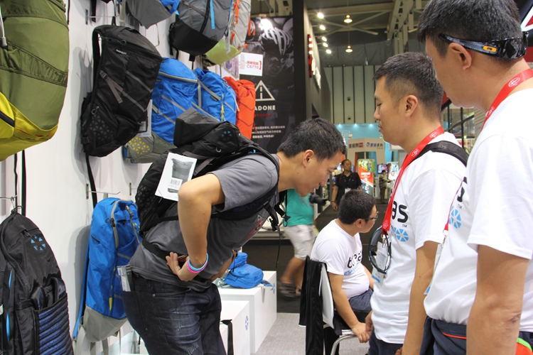 Boreas北风之神惊艳2014南京亚洲自行车展