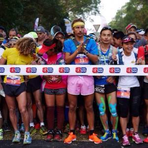 香港100公里越野賽:中國跑者一鳴驚人