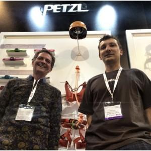 ISPO专访:PETZL第三代传人Olivier,为垂直世界提供解决方案