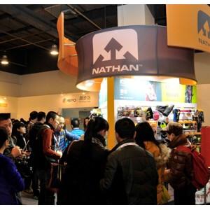 美国跑步装备NATHAN亮相ISPO BEIJING正式启动野跑中国项目