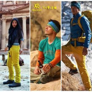 户外运动的新标配,凯乐石9A攀岩裤