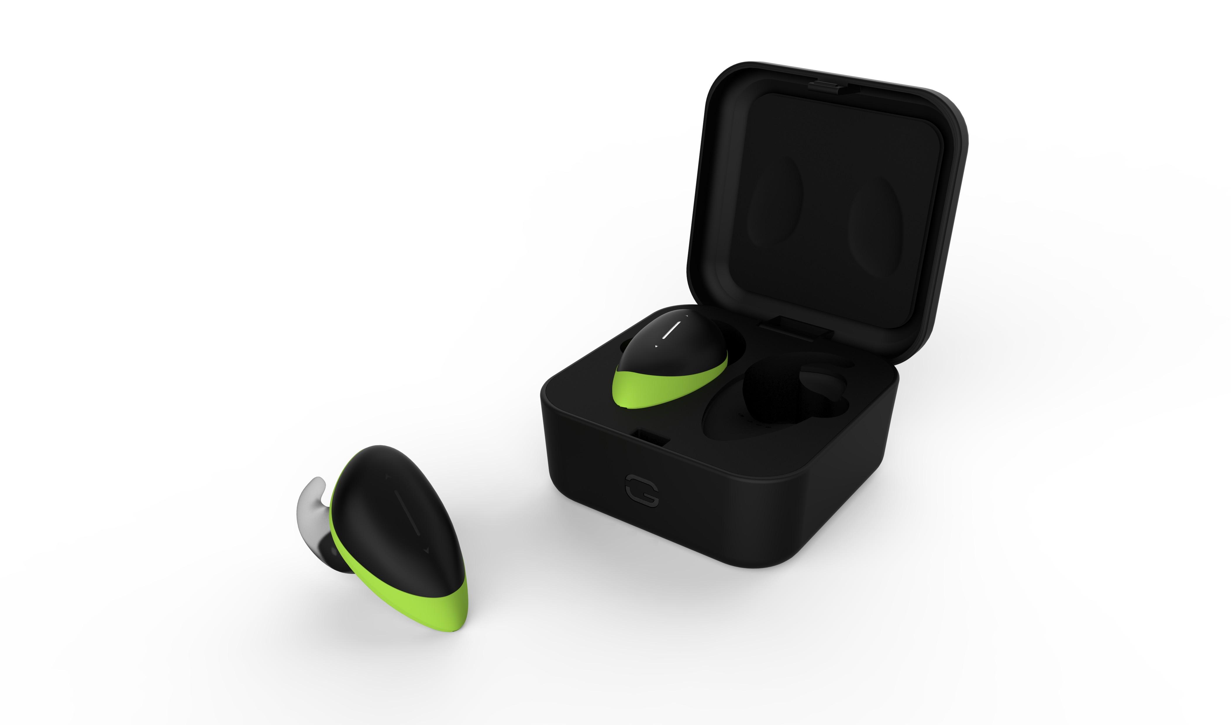 Wearables推出全球首款双耳独立的运动随身听gogo