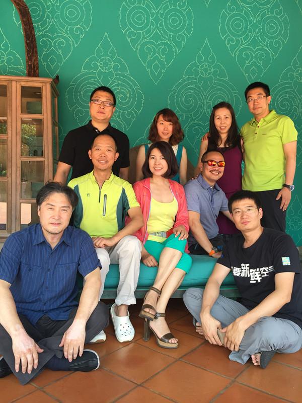 中国户外品牌联盟理事会召开会议